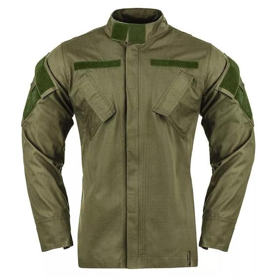 Gandola Camuflada Invictus Armor Verde Oliva