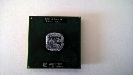 Processador Intel Dual Core T4500 2.30 Ghz / 1m / 800