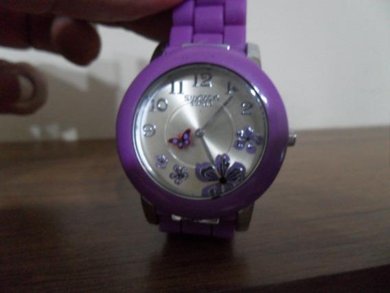 Relógio Swatch Swiss Resistente A Agua Quase Novo