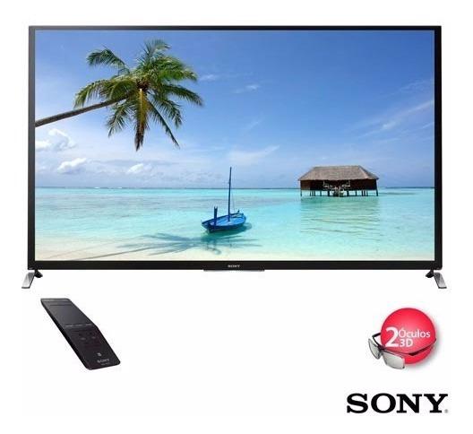 Smart Tv Led 3d Sony 70 (desconto A Vista) Kdl-70w856b