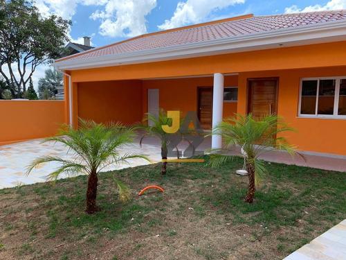 Imagem 1 de 30 de Casa Terrea, Condomínio Xangrila, 4 Quartos, Pisicina - Ca13067