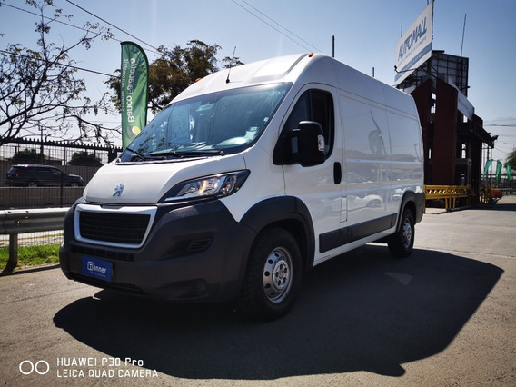 Peugeot Boxer 2.2 Mt Financiamiento 20% De Pie