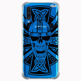 Capa Capinha Anti Shock Samsung Galaxy A50 Cruz Celt 0973