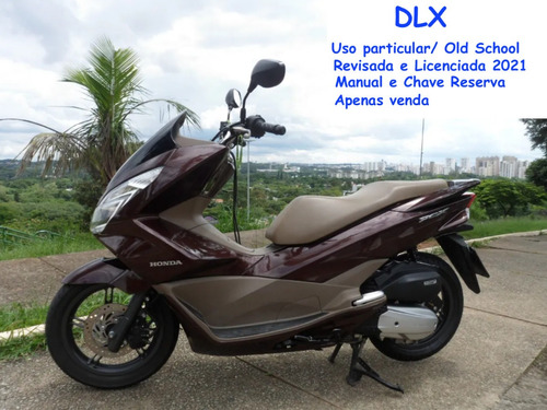 Honda Pcx 150 Dlx Particular Novíssima