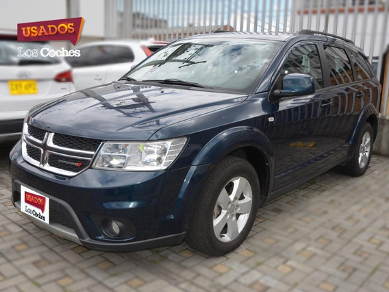Dodge Journey Se 2.4 Aut 4x4 Fe