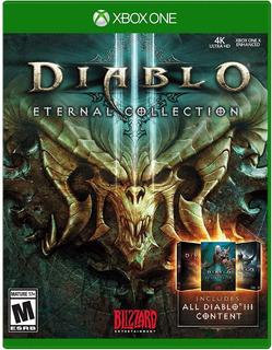 Diablo Iii Eternal Collection / Xbox One / N0 Codigo