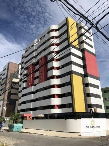 Imagem 1 de 18 de Apartamento Na Jatiúca Varanda 3 Quartos 02 Vagas Com Área De Lazer Completa !! - 726