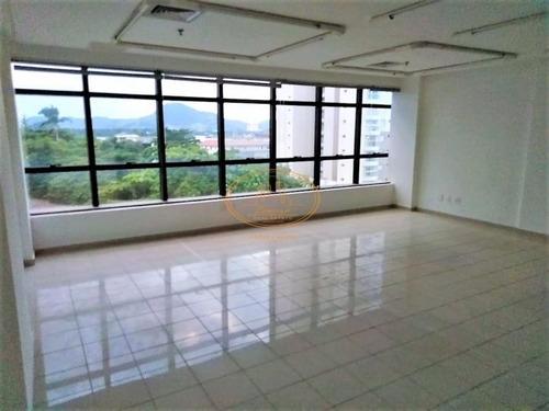 Sala Comercial  Localizado(a) No Bairro Ponta Da Praia Em Santos / Santos  - 6116