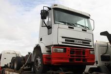 Caminhão Iveco Fiat E 160e21 3 6x2