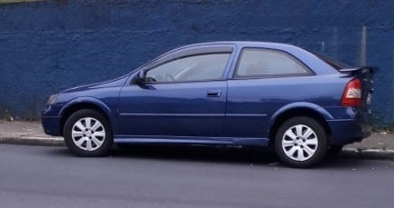 Chevrolet Astra 1.8 Completo 2p