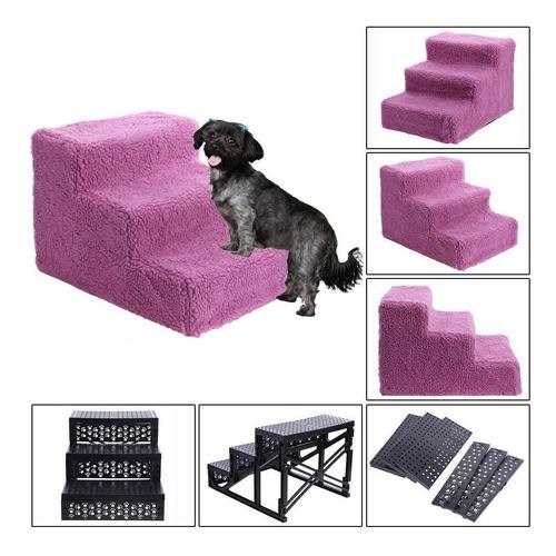 Imagen 1 de 5 de Perro De Animal Doméstico Escaleras Pasos Rampa Interior Por
