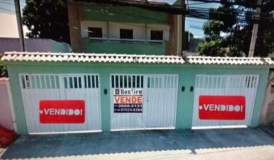 Casa Com 3 Dormitórios À Venda, 113 M²- Vila Bandeirantes - Nova Iguaçu/rj - Ca0038