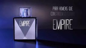 Perfume Masculino Empire Hinode - 100ml - Original E Lacrado