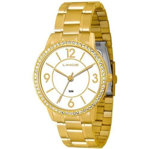 Relógio Orient Lince Feminino Lrg4252l B2kx