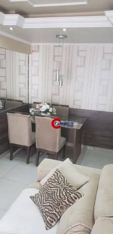Apartamento Com 2 Dormitórios À Venda, 48 M² Por R$ 290.000,00 - Ponte Grande - Guarulhos/sp - Ap9713