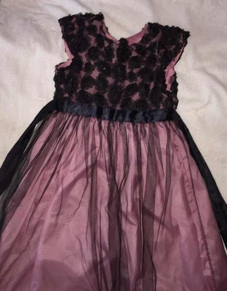 Vestido Formal Niña 8-10 Años