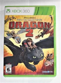 How To Train Your Dragon 2 Original Xbox 360 Cr $15