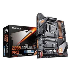 Placa Mae Gigabyte Z390 Aorus Pro Lga1151 Chipset Intel Z39