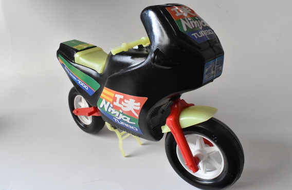 Moto Ninja Turbo 1000 - Roma Jensen - Plástico (7 C)