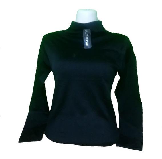 Blusa Termica Cuello Alto/bajo Afelpado Jera