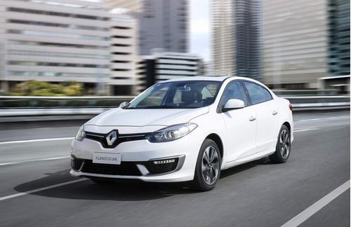 Renault Fluence 2016 Somente Peças -auto Parts Abc
