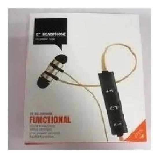 Fone De Ouvido Bluetootf Bt Headphone Magnetic Type