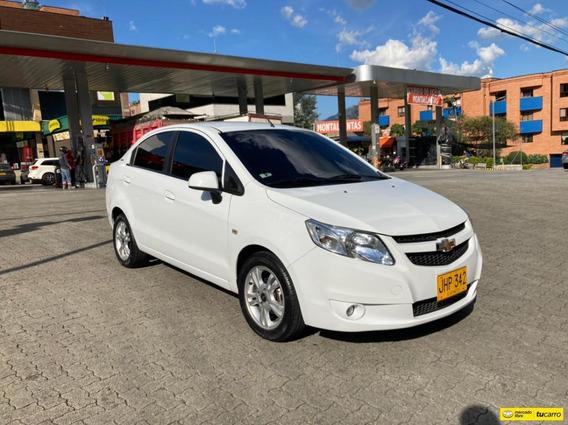 Chevrolet Sail Ltz 1400cc