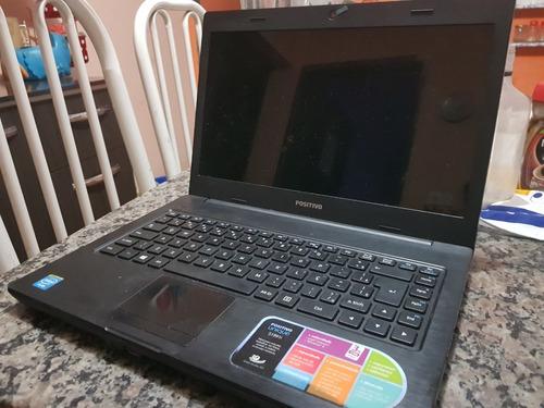 Notebook Positivo Unique S1991i 3d Com Inte