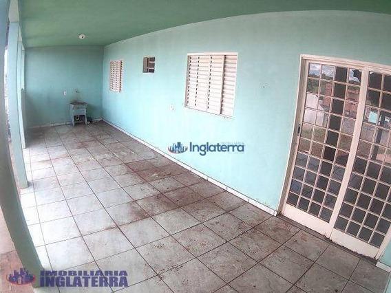 Casa Com 2 Dormitórios À Venda, 83 M² Por R$ 125.000,00 - Jardim Ana Eliza - Cambé/pr - Ca0028
