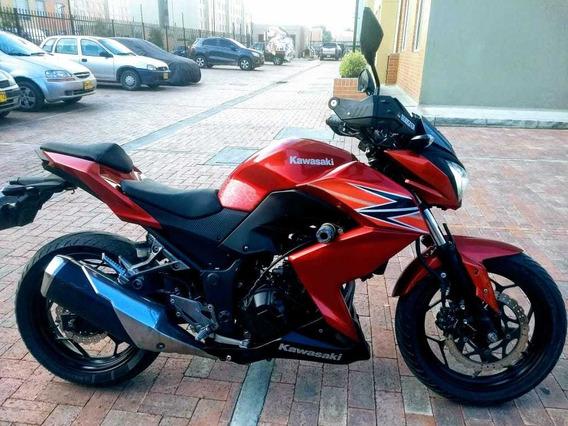 Moto Kawasaki Z -250
