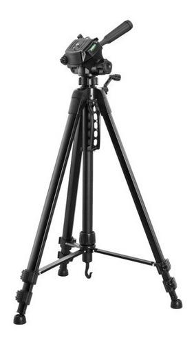 Imagen 1 de 8 de Tripode De Fotografo, Soporta 3kg, Altura 1.65mt, Nuevo