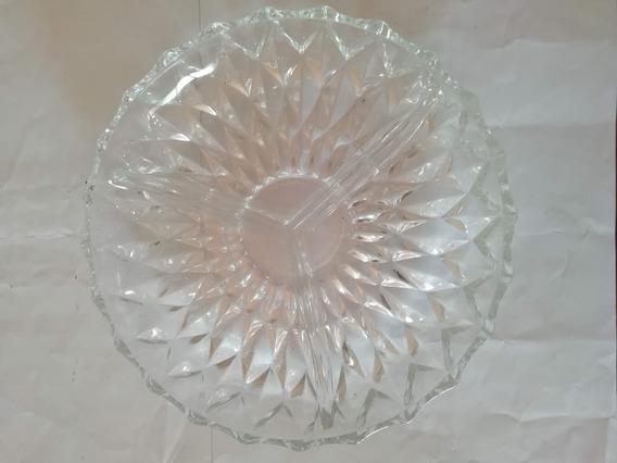 Copetinero Cristal 3 Divisiones
