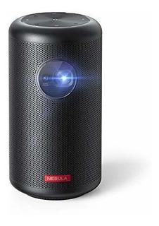 Proyector Anker Nebula Cápsula Max Pint-sized Wi-fi Mini ®