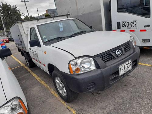 Nissan Frontier Np300 Mt Estacas Mod 2012