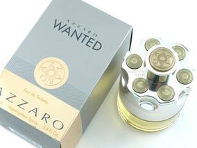 Fragancia Caballero Azzaro Wanted (100ml) Edt