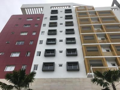 En Alquiler Apartamento A Estrenar En Evaristo Morales 1hab