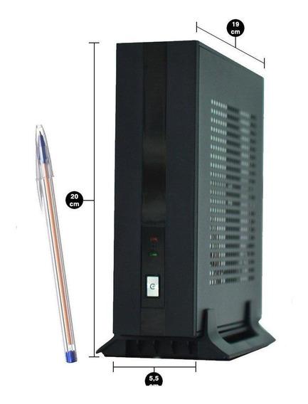 Mini Pc Concórdia Intel Core Dualcore 8gb Ssd 240gb Wifi
