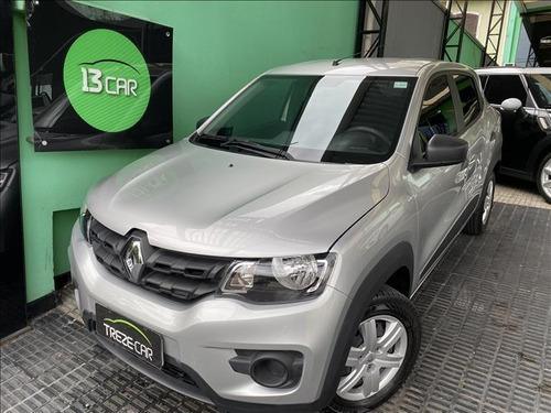 Renault Kwid 1.0 Zen Flex 4p Manual - 13.000 Km