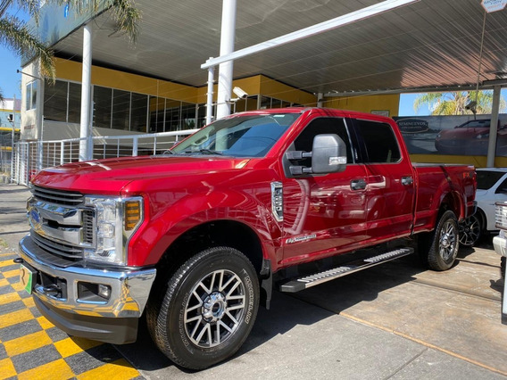 Ford F 250 Xlt Super Duty 2019