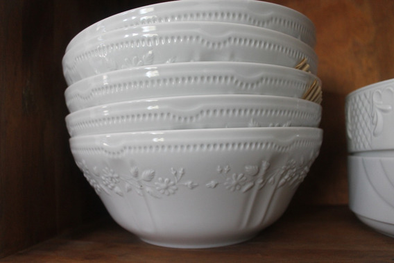Ensaladera Porcelana Verbano