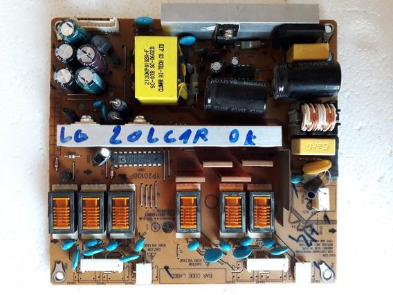 Placa Fonte Tv/monitor Lg 20lc1r