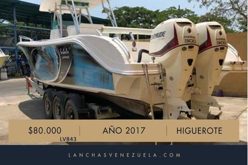 Lancha Bull Marine Open 35 Lv843