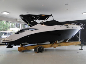 Lancha Focker 265 Black Edition