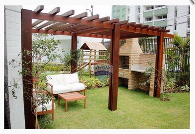 Apartamento Para Alugar 3 Quartos, 65m² Na Torre - Ap0780