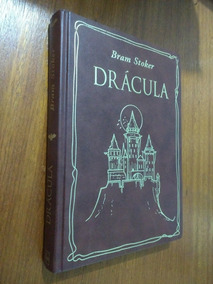 Livro Drácula (capa Dura) + Brinde