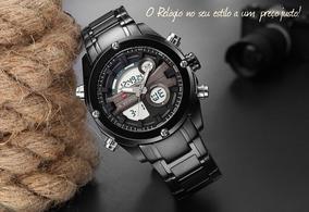 Relógio Sport Naviforce Original+ Estojo De Brinde- Promoção