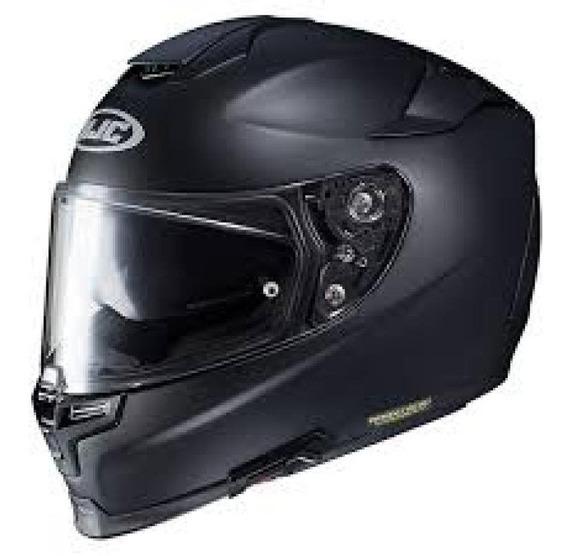 Capacete Hjc Rpha70 Solid Black