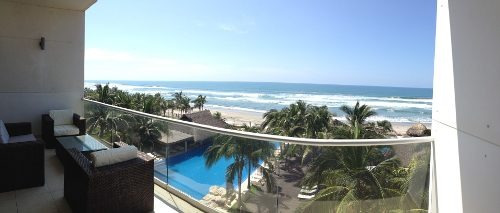 Cad Areia C 301. De Playa, Elevador A La Puerta Del Depto