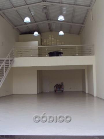 Galpão - Salão Comercial Com Mezanino - 00039-2