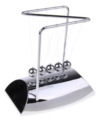 Imagen 1 de 6 de Juguete Newton Cullla Bola Equilibrio Adorno Juegos De Mesa